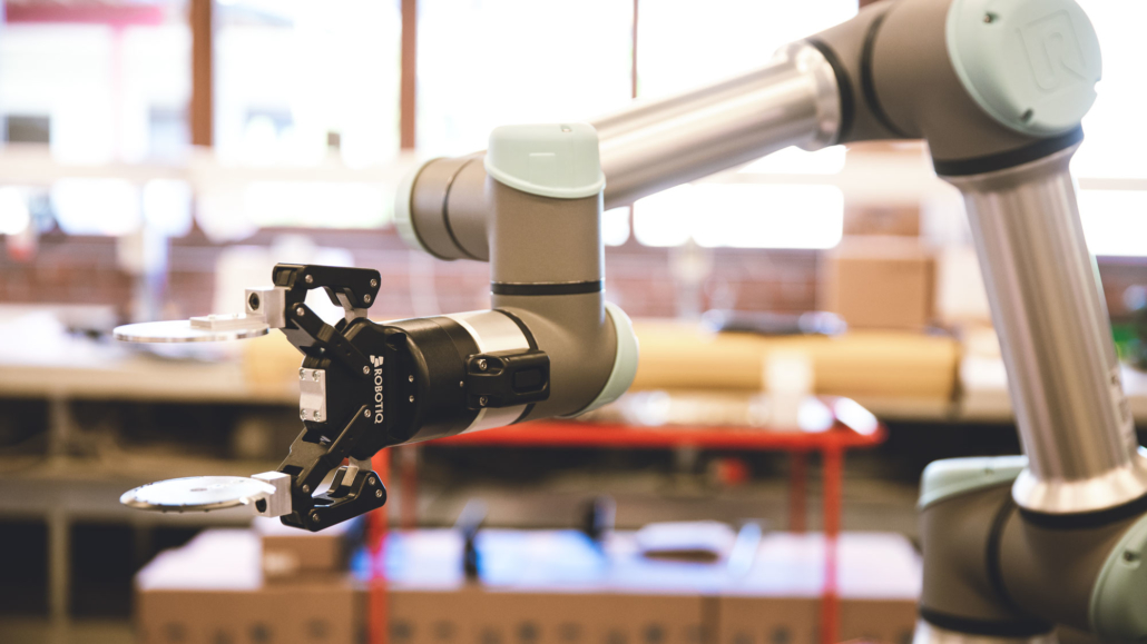 The collaborative Robotio robot