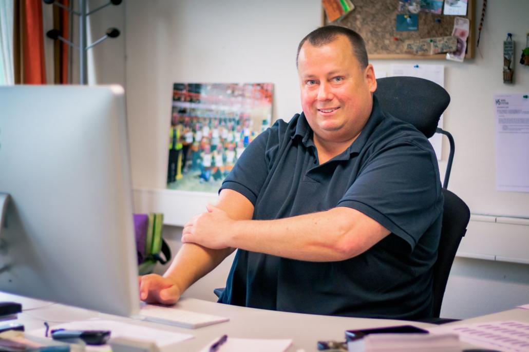 Stephan Axelsson, HS News Systems